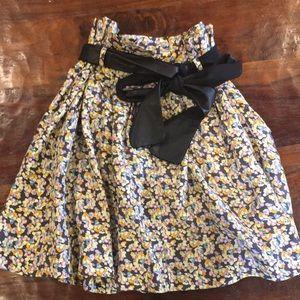 Elizabeth and James skirt size xs